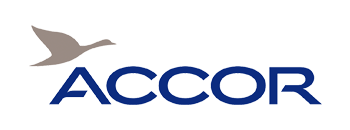 Logo for Accor Hotels