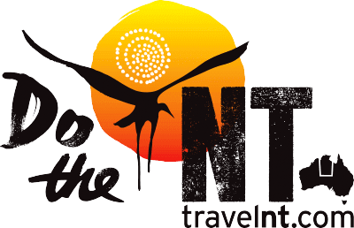 Logo for Tourism Northern Territory
